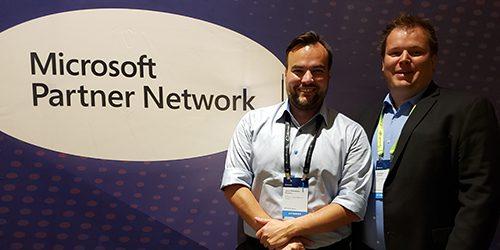 Microsoft Partner - Jean-Sébastien et Célestin